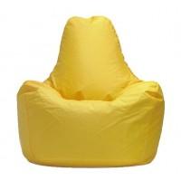 Кресло-мешок Спортинг желтое