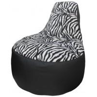 Кресло-мешок Трон Зебра
