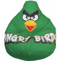 Кресло-мешок Птичка зеленая