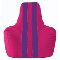 Кресло-мешок Спортинг лиловый - фиолетовый С1.1-370