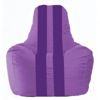 Кресло-мешок Спортинг сиреневый - фиолетовый С1.1-102